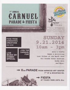 Carnuel Road Parade and Fiesta 2014